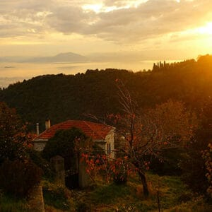 Stiltereis Griekenland